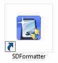 Acceso a SDFormatter