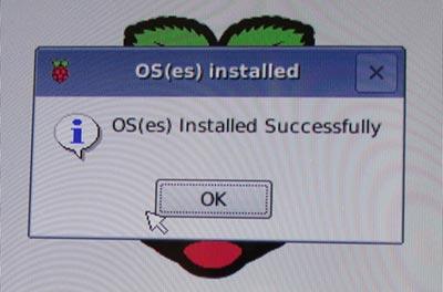 Instalación completa Raspbian