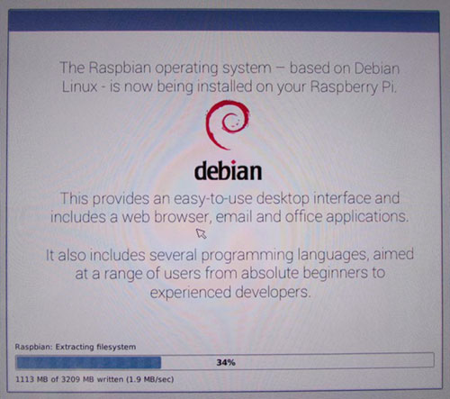 Instalando Raspbian