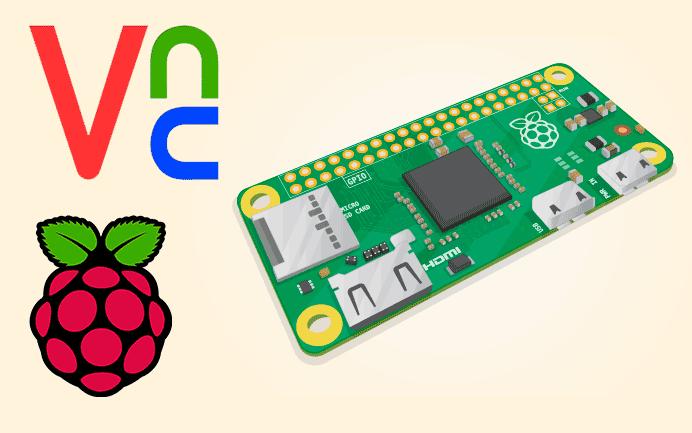 Instalar VNC en Raspberry Pi Zero